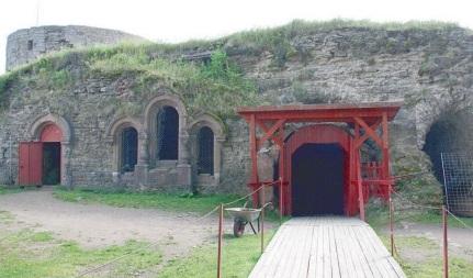 В Копорье продолжают работать археологи