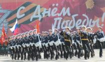 В Петербурге прошло празднование Дня Победы